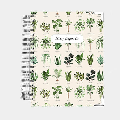 Light Plants | Ultimate Weekly Planner | 12 Month