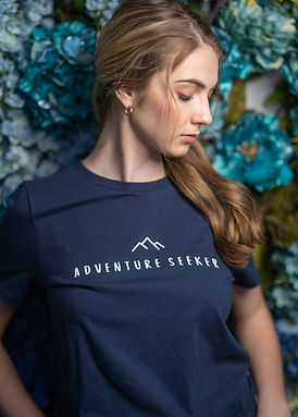 Adventure Seeker - Comfy Tee - By Whole Kindness
