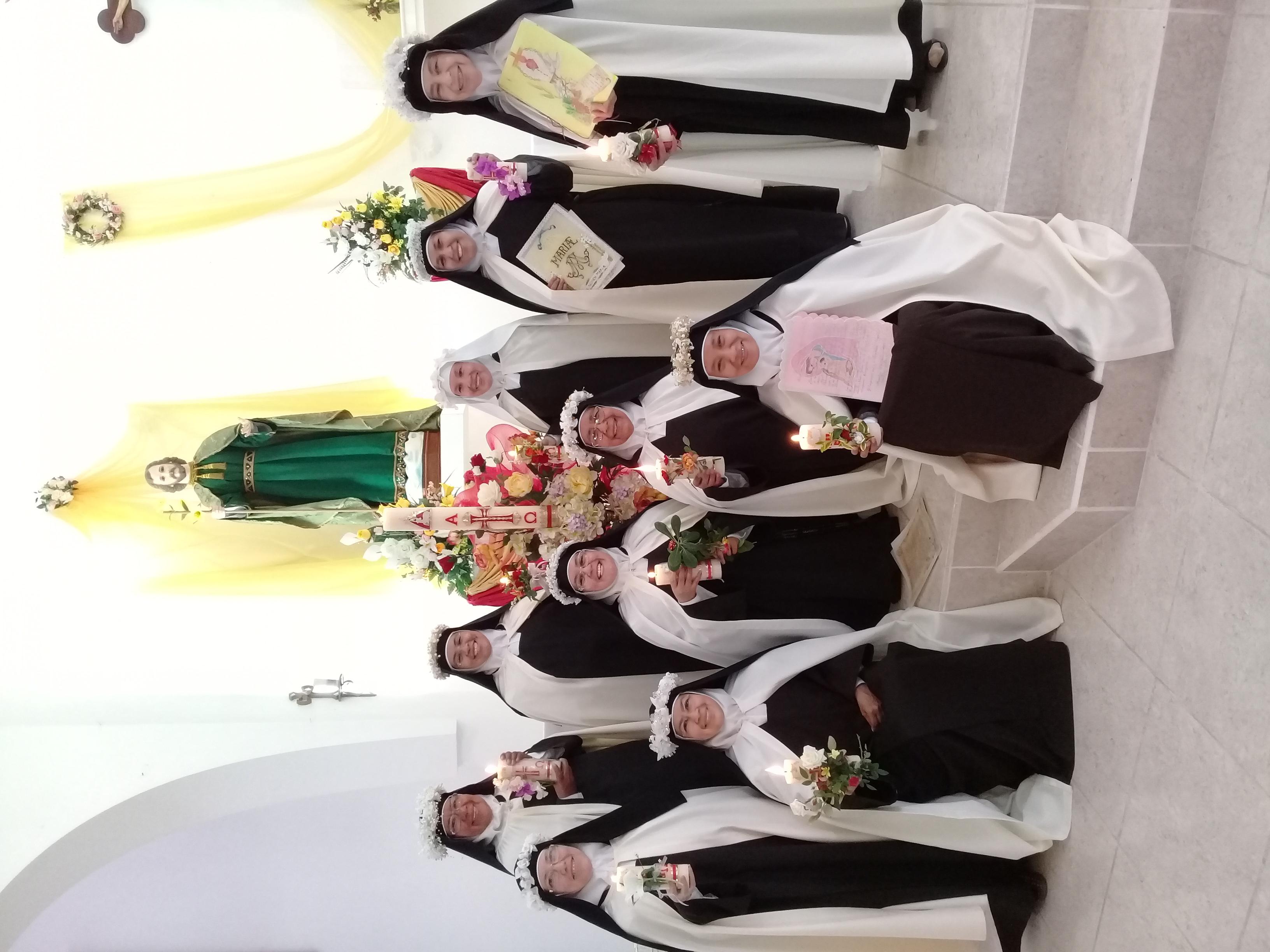 M. de la Purísima Hija de Dios Padre y de S. José