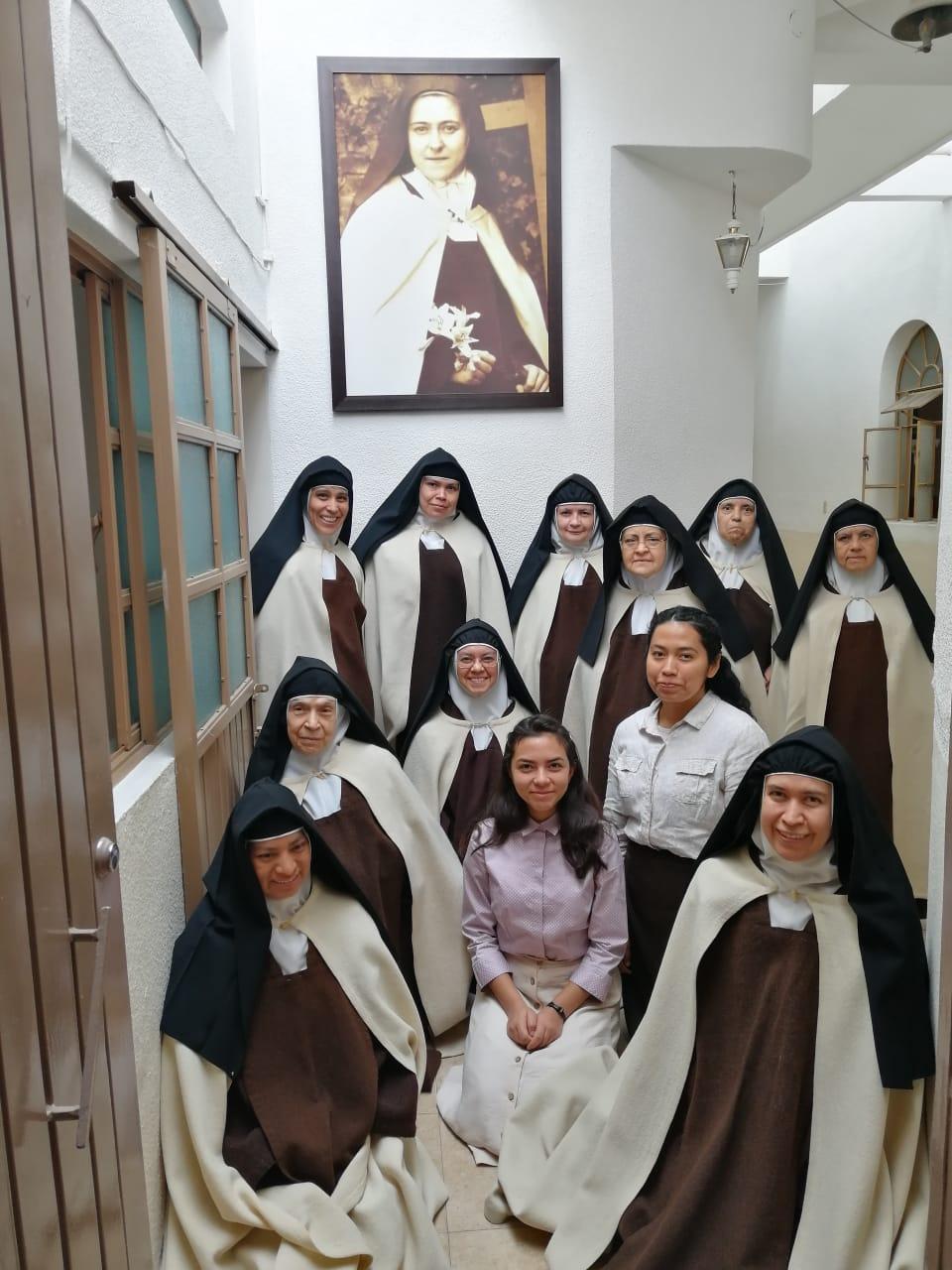"Monasterio ""Sta. Teresa del N. J."