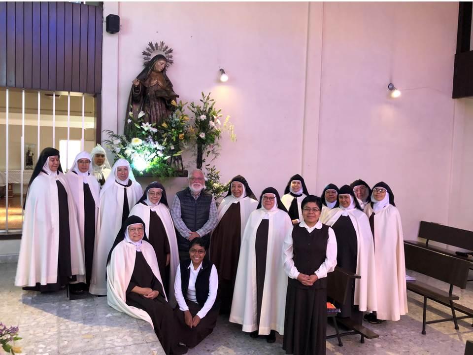 M. de San José y Santa Teresa