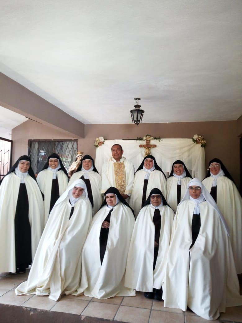 M. san José del monte Carmelo