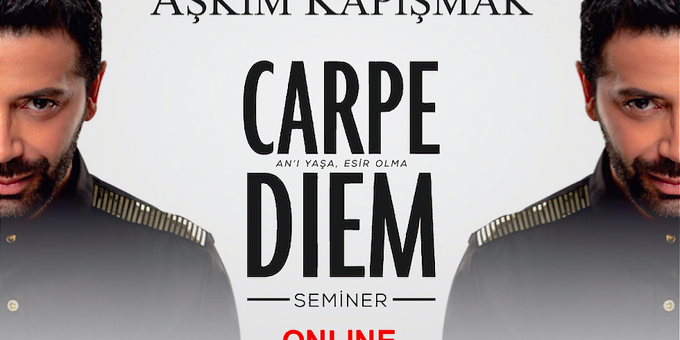Carpe Diem Seminar - ONLINE