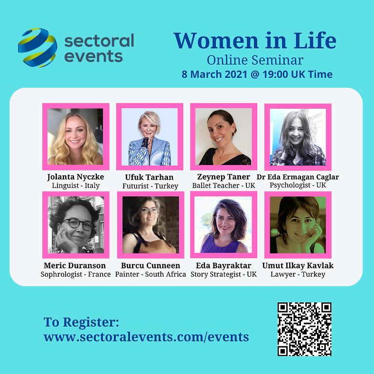 Women in Life - Online Seminar