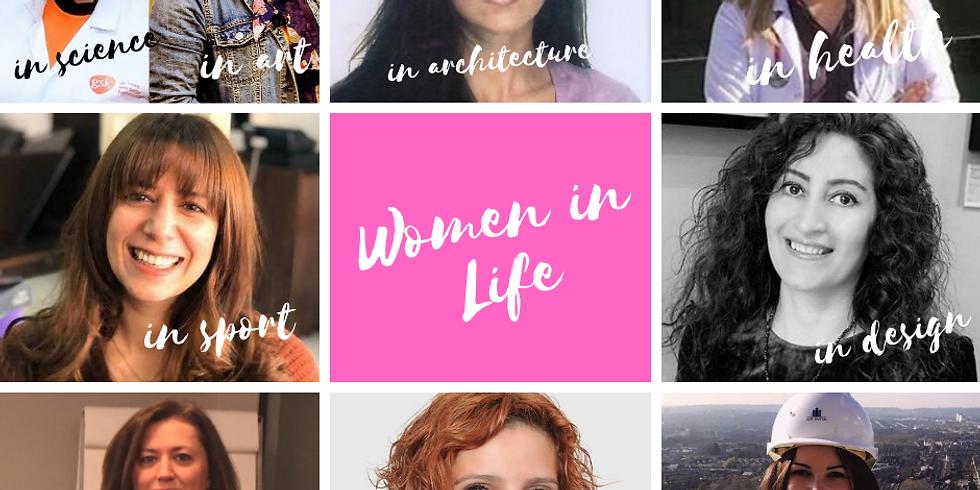 Women in Life - Online Talks