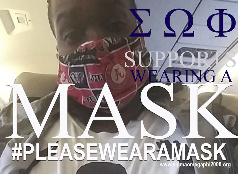 PLEASEWEARAMASK CAMPAIGN