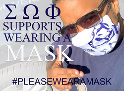 PLEASEWEARAMASK CAMPAIGN - TEMPLATE