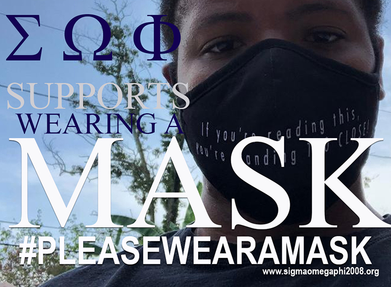 PLEASEWEARAMASK CAMPAIGN - KLASSIC