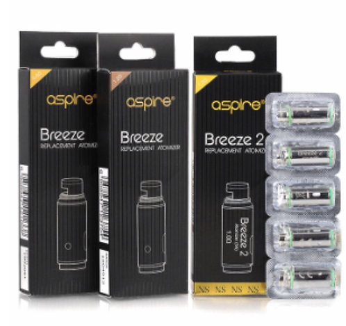 Breeze 2 kit Coils