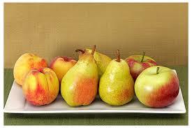 Peach Pear Apple