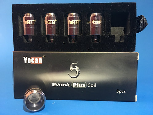 YOCAN EVOLVE-PLUS  COILS