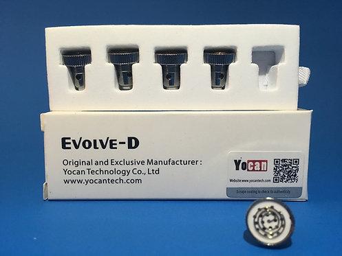 YOCAN EVOLVE- D COILS