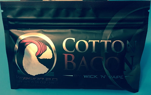 COTTON BACON V2.0 by WICK 'N' VAPE
