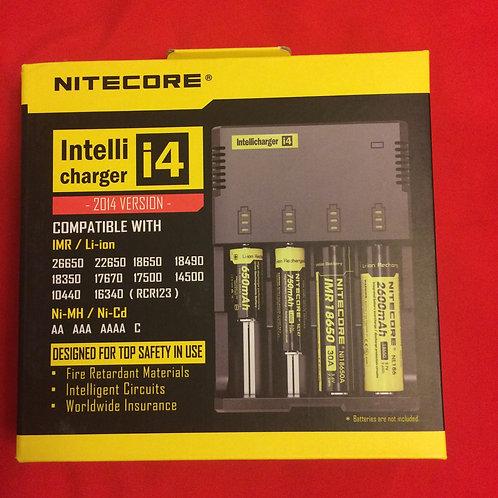 NITECORE 4-Battery IntelliCharger