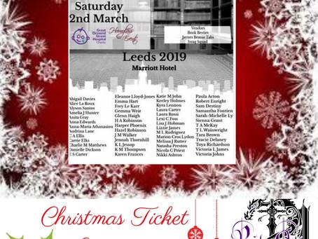 Christmas Ticket Giveaway!