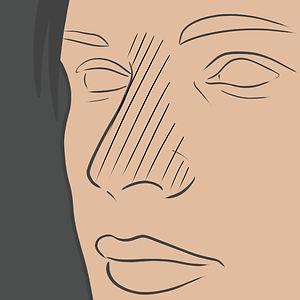 Tetování na nos