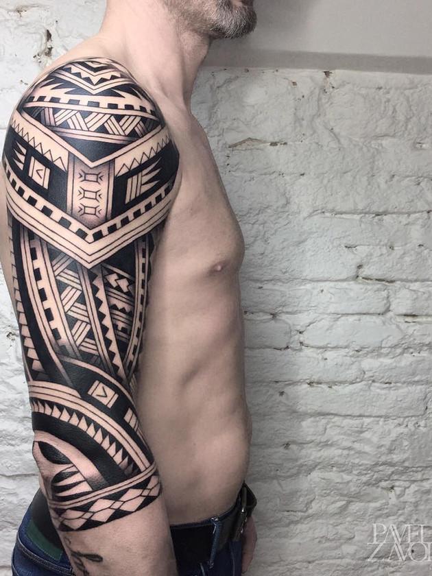 Polynesia and Maori tattoos