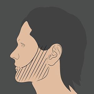 Tetování na čelisti