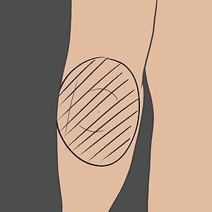 Tetování na loket
