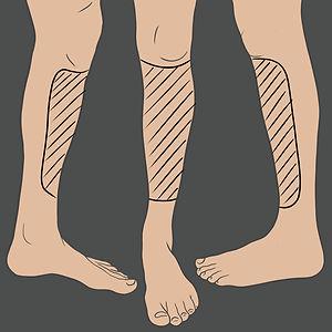 Tetování na holeň