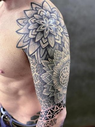 Tatouage ornemental