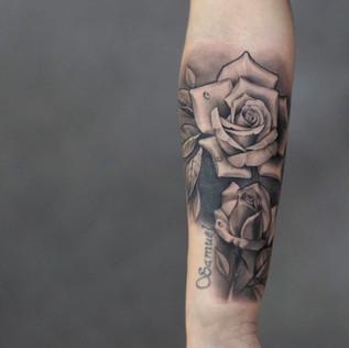 Coverup tattoo