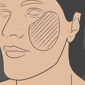 Tetování pod okem