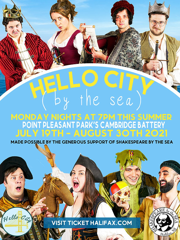 FINAL HELLO CITY BY THE SEA POSTER 2021-