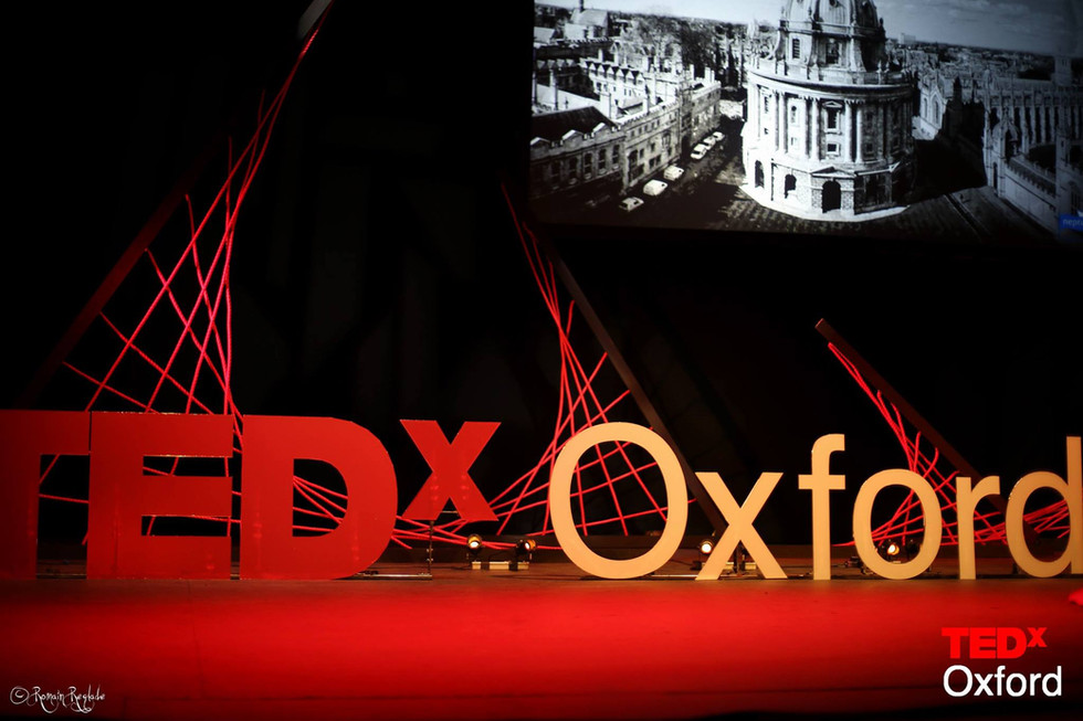 TED x Oxford
