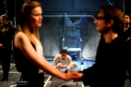 Abby Clarke, Set design, King Lear, Shakespeare, Oxford, O'Reilly, Keble College, theatre, performance, video, show
