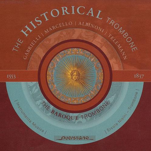 TheBaroque Trombone - CD
