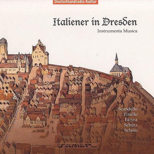 Italiener in Dresden - CD