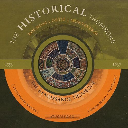The Renaissance Trombone - CD