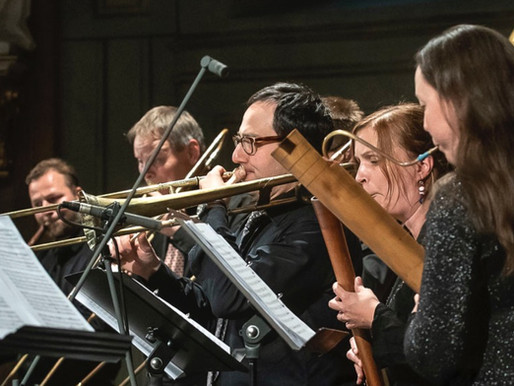 Summer Festivities of Early Music Prague - Opening Concert