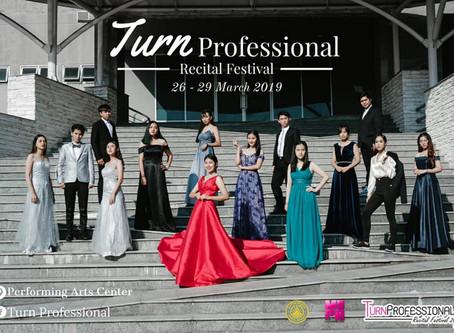 TURN Professional Recital Festival 2019
