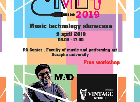 MT2019: Music Technology Showcase