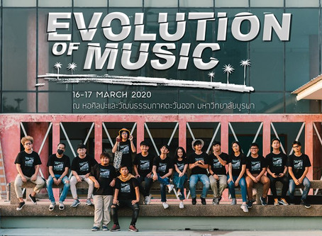 EVOLUTION OF MUSIC -  Music Technology Showcase 2020