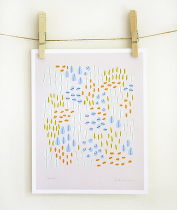 Seeds Print