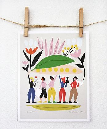 Shelter Print