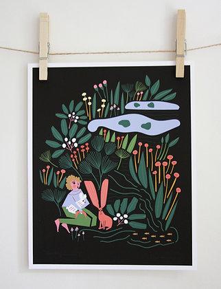 Little Friends 1 Print