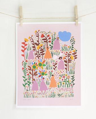 Mother Nature Print
