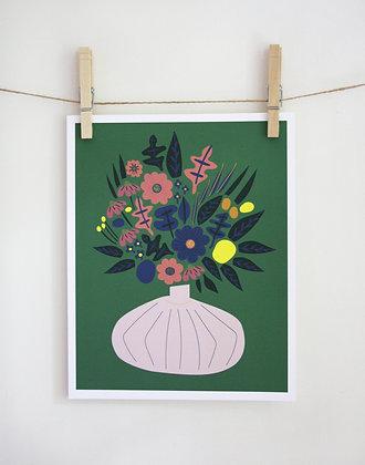 Flore Print