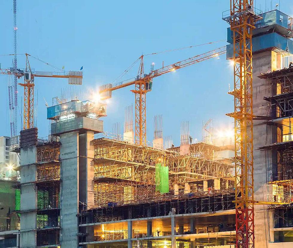 Loi Élan   Décret Tertiaire construction d'immeuble