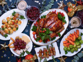 My guide to a food guilt-free Christmas!