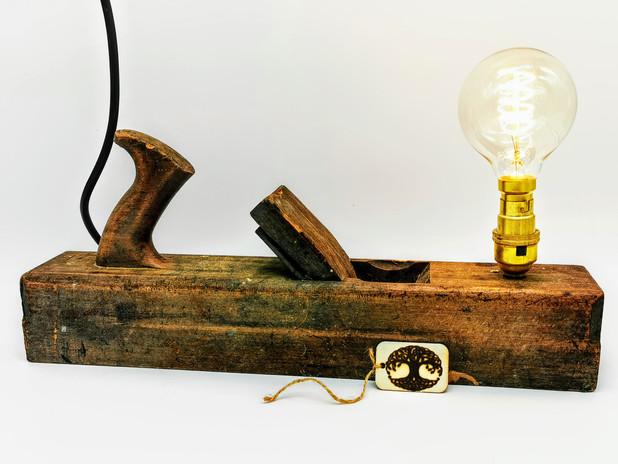 Single bulb Coffin Plane lamp.jpg