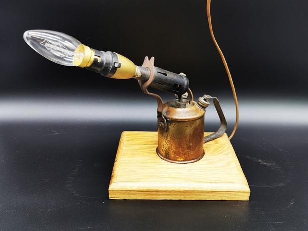 Repurposed Gas lamp