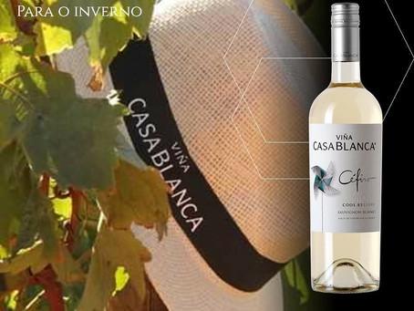 Vinhos para o Inverno - Céfiro Reserva Sauvignon Blanc
