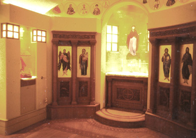 Spanos Chapel
