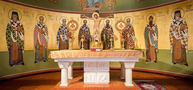Nativity of Christ Novato CA