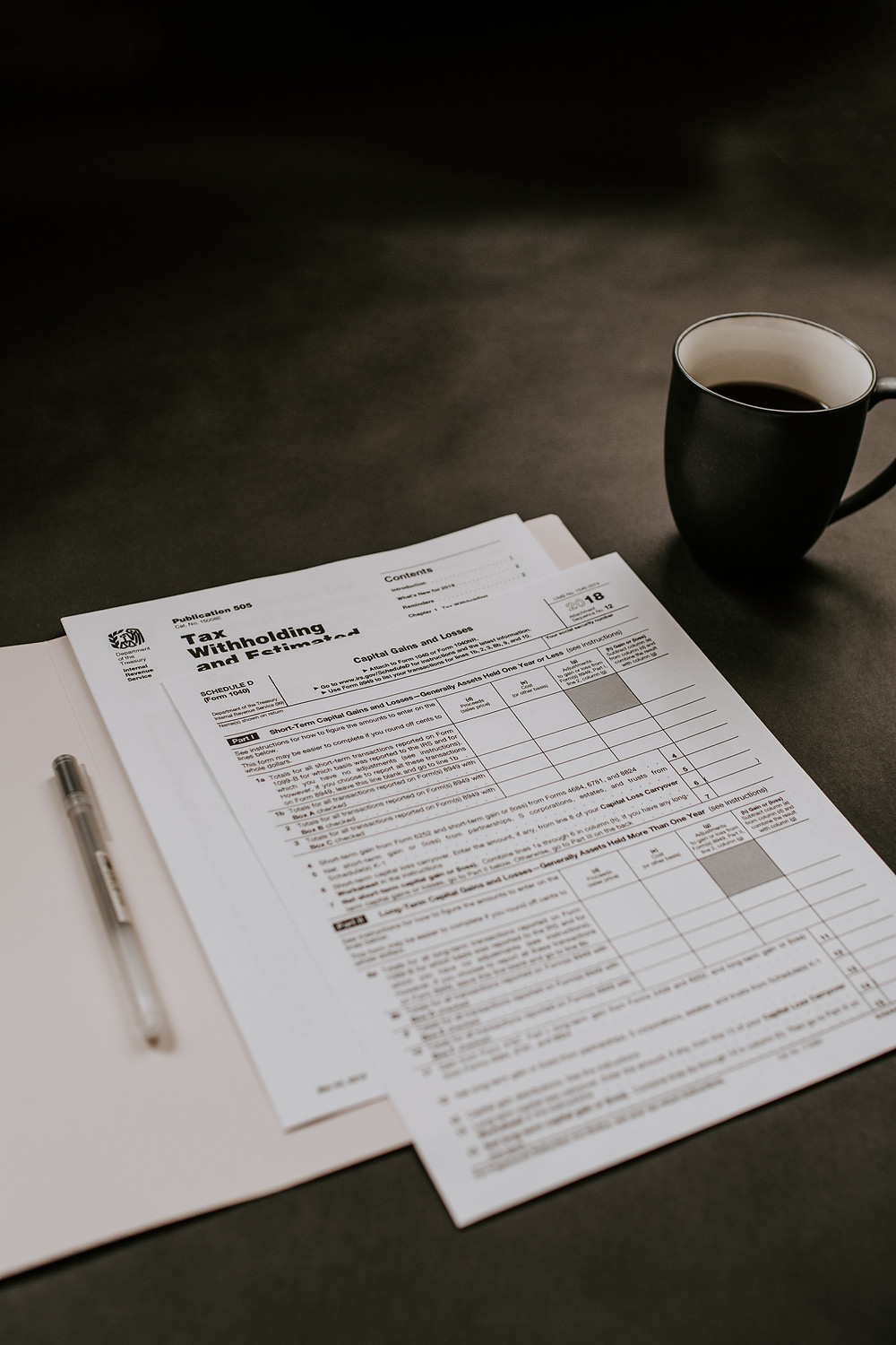 Tax Withholding Documents